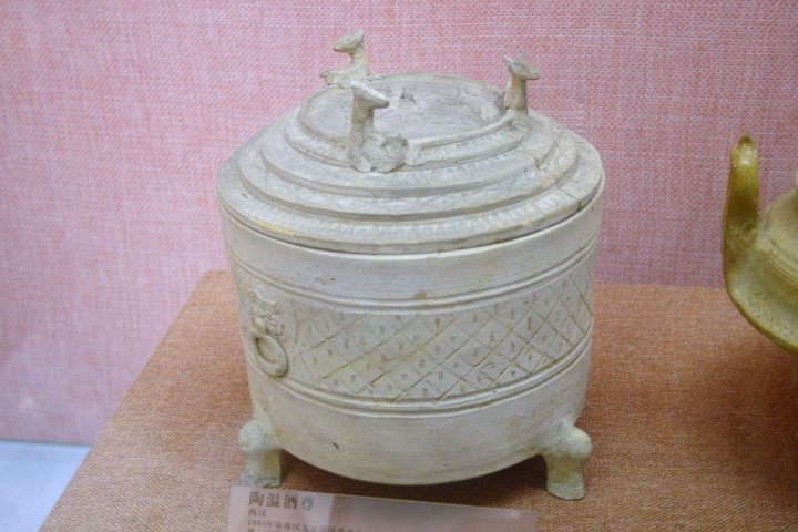 File:A Western Han pottery wine-warmer.JPG