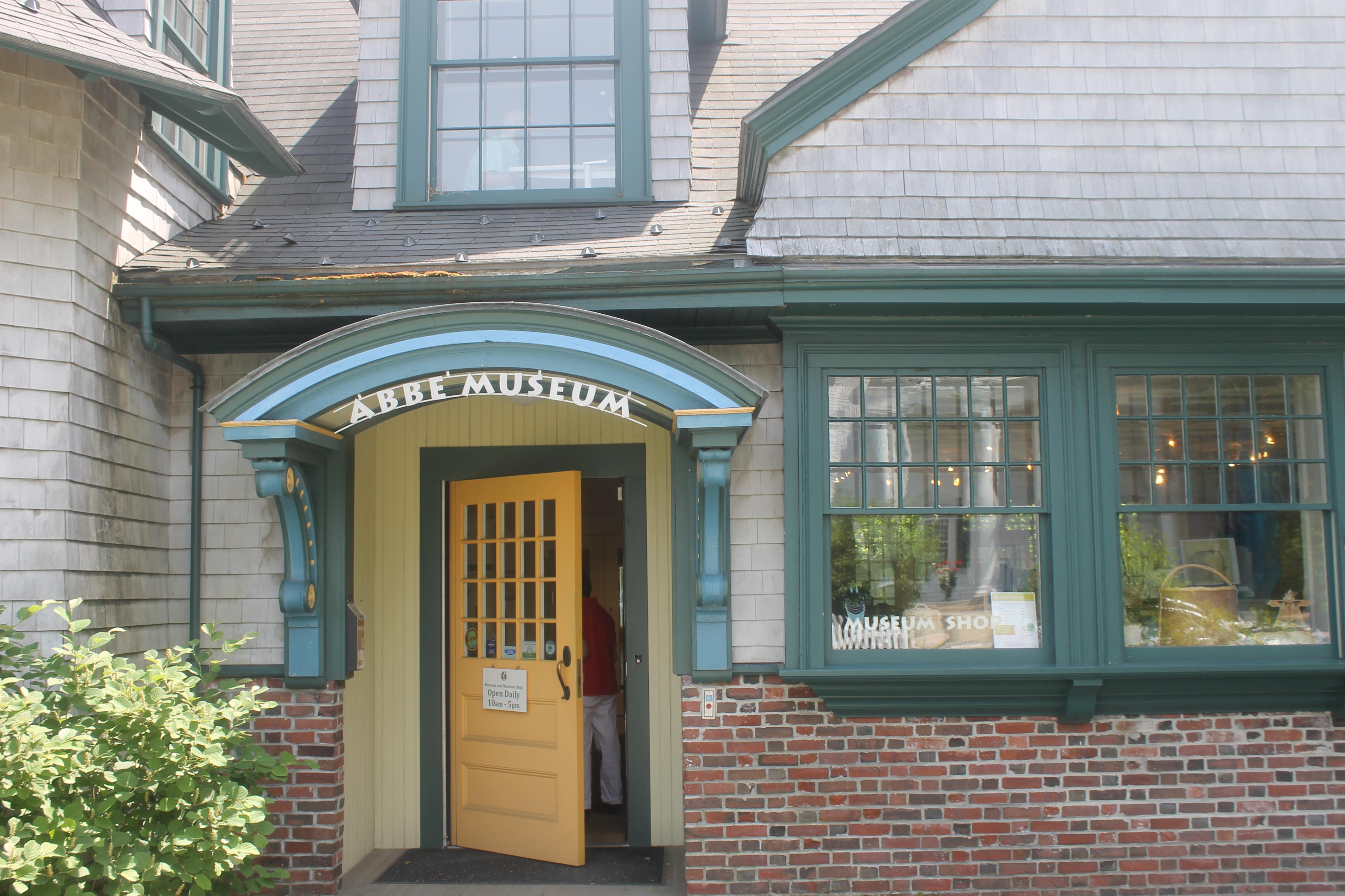 Abbe Museum, Bar Harbor, Me
