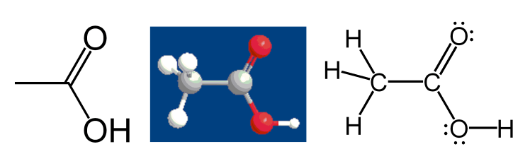 Acetamide Lewis Structure Acetic Acid Lewis Stru...