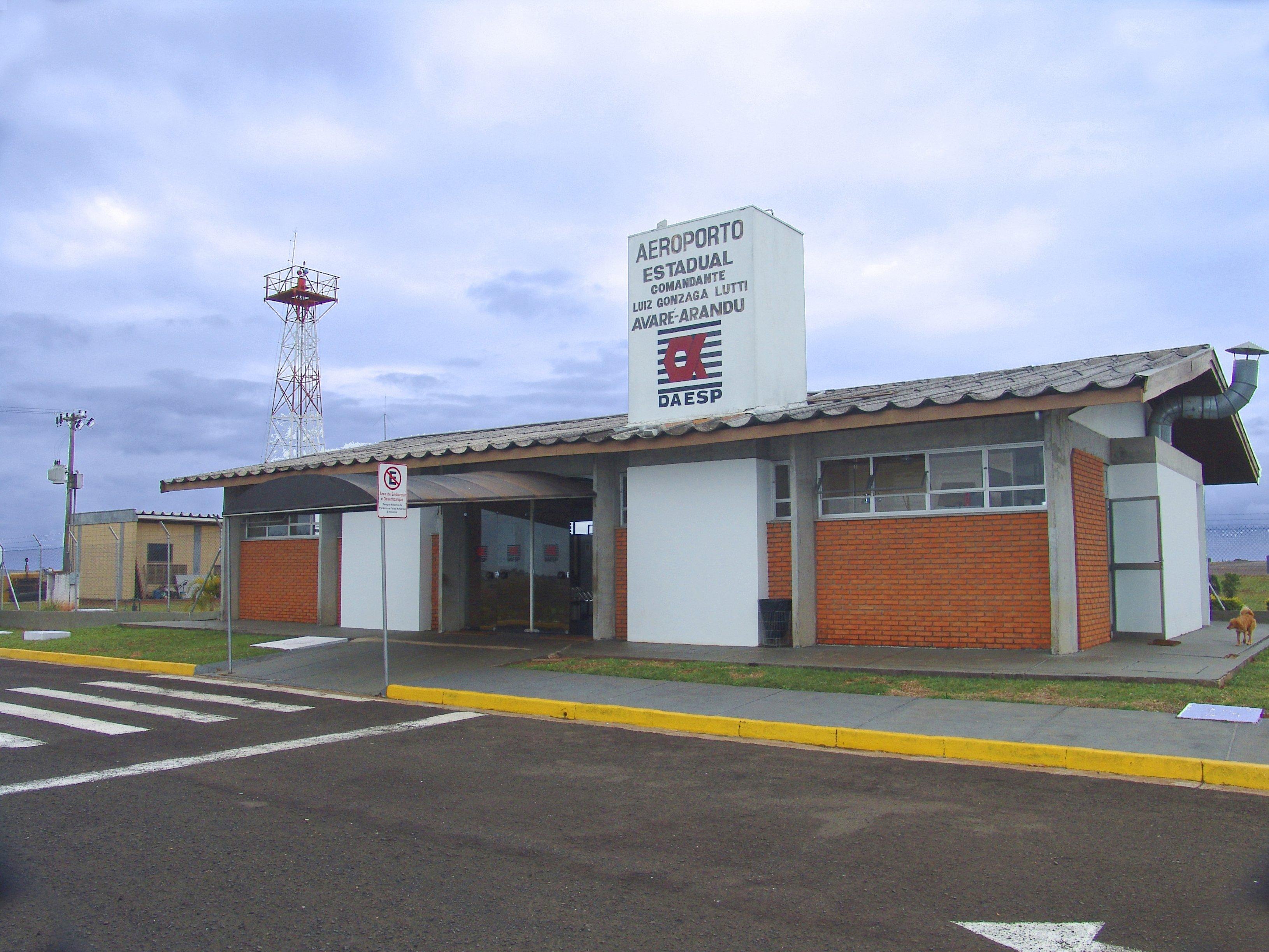 Aeroporto de Avaré-Arandu