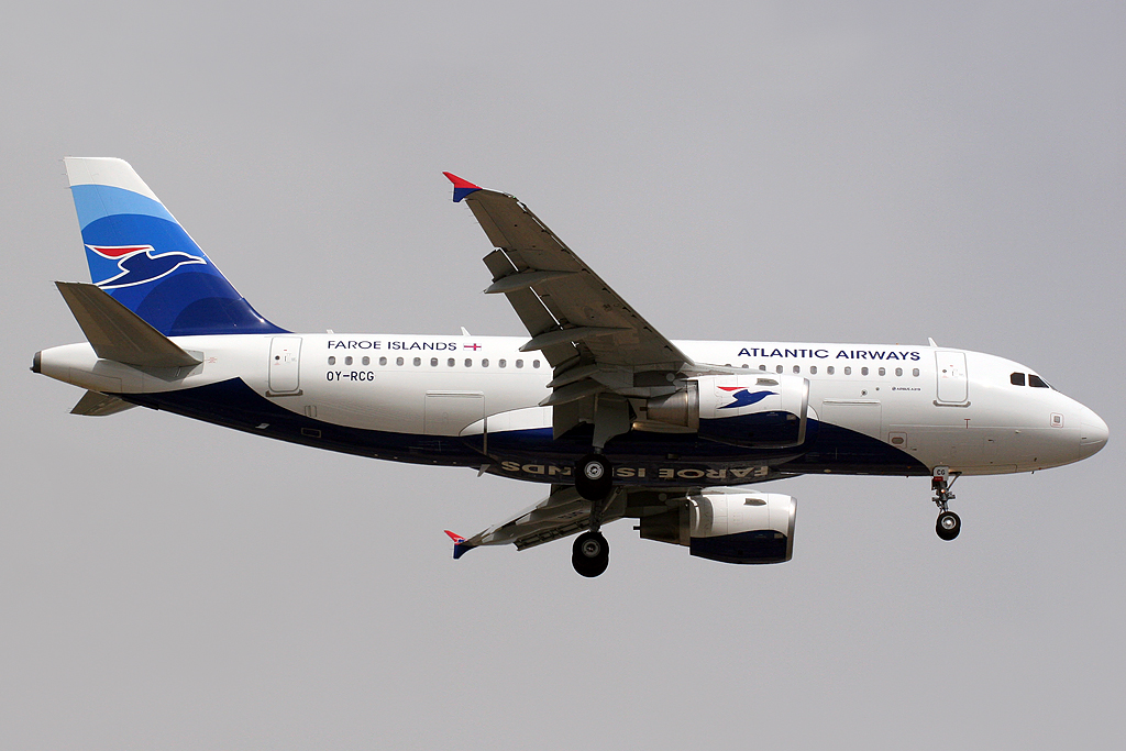 Image result for atlantic airways a319