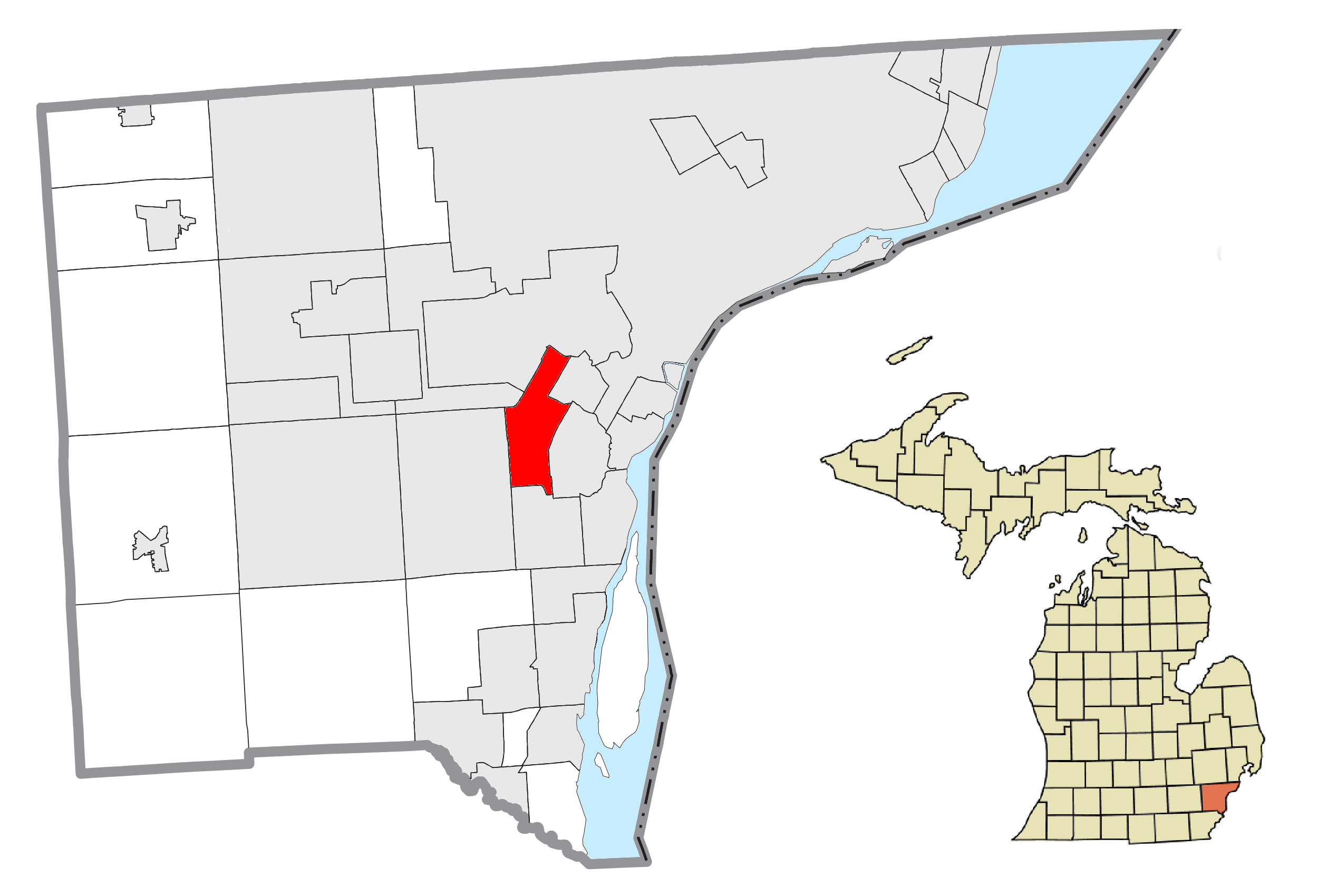 Allen Park, Michigan - Wikipedia