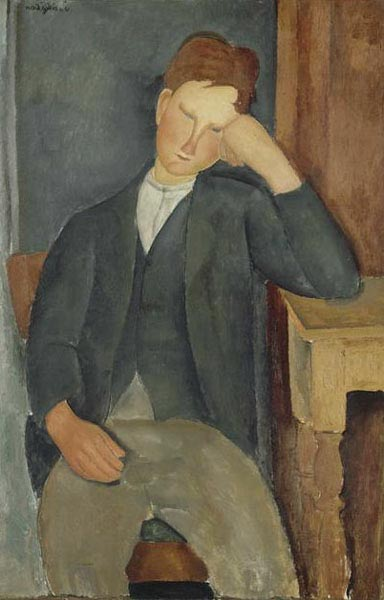 Fichier:Amedeo Modigliani - Le Jeune Apprenti.jpg