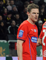 Arnór Smárason Icelandic association football player