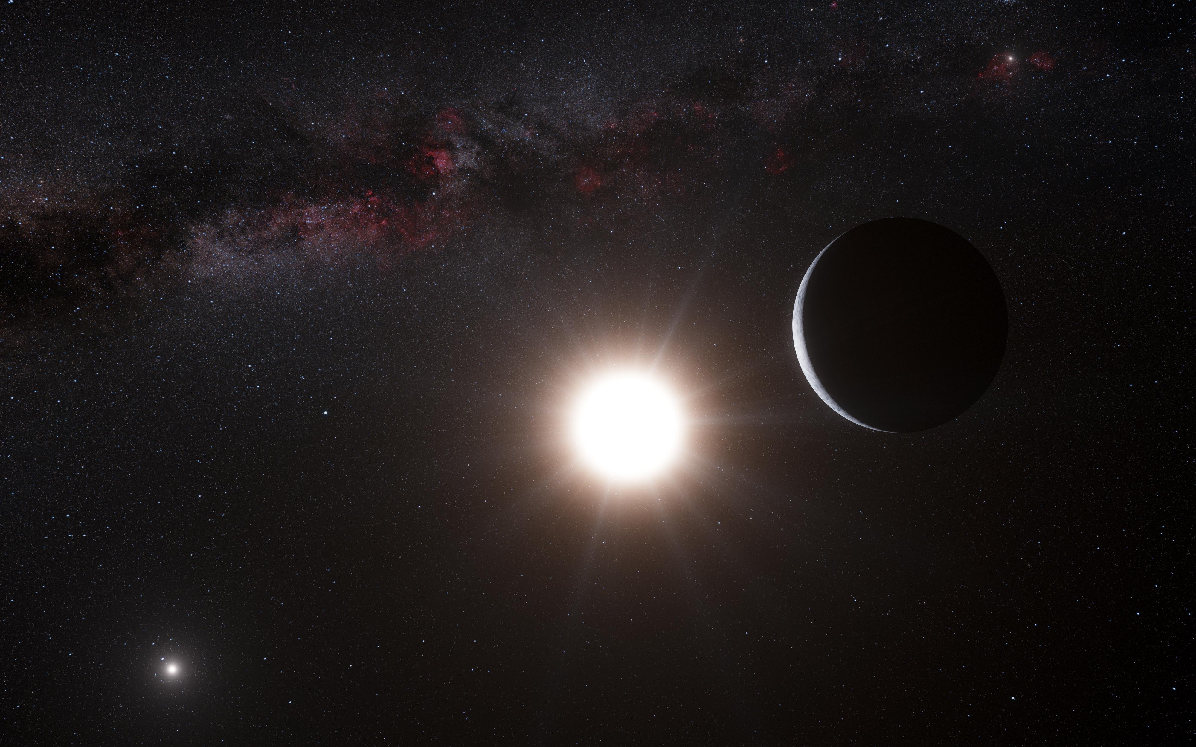 Картинки планеты проксима центавра