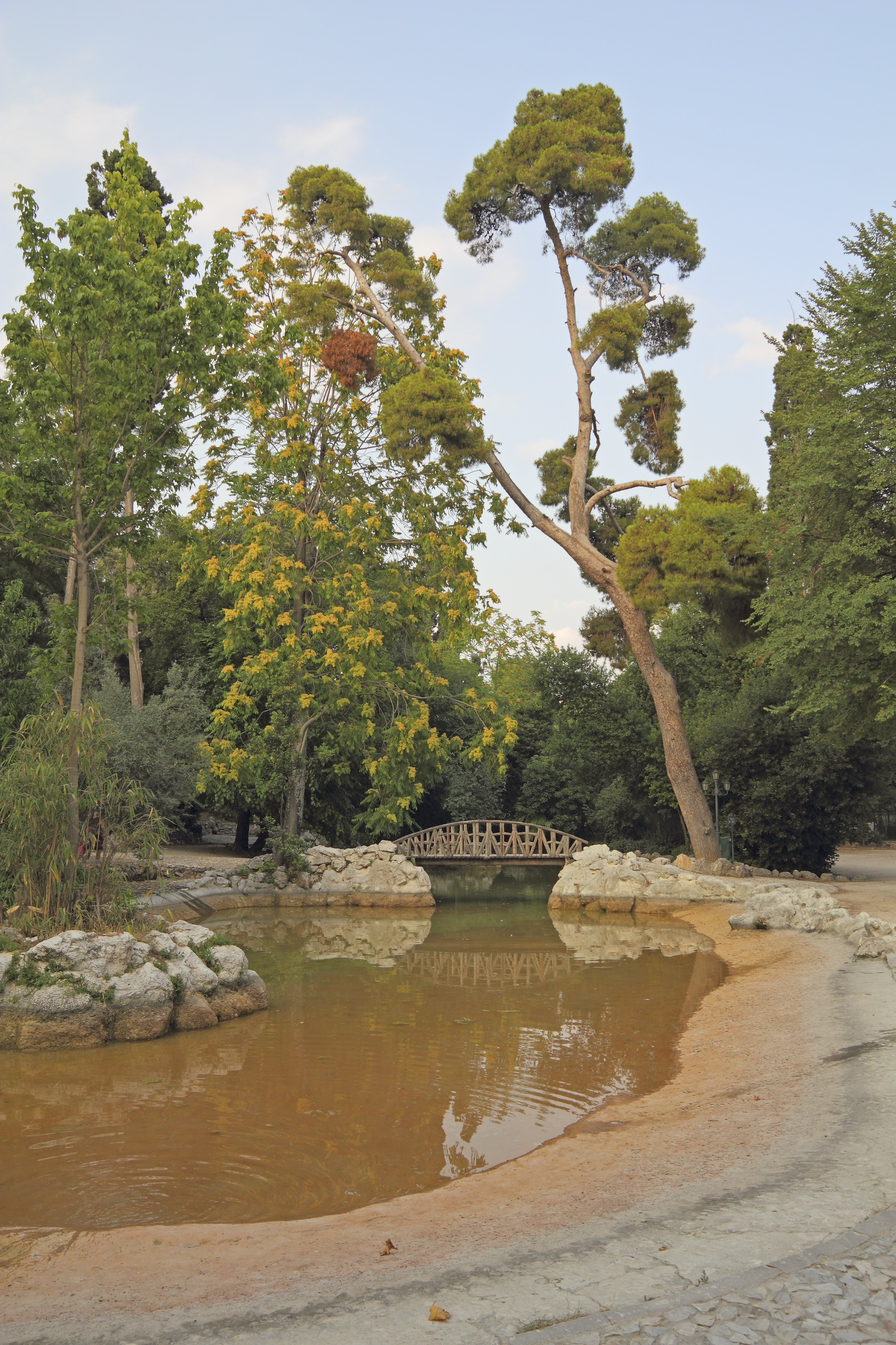 National Garden, Athens - Wikiwand