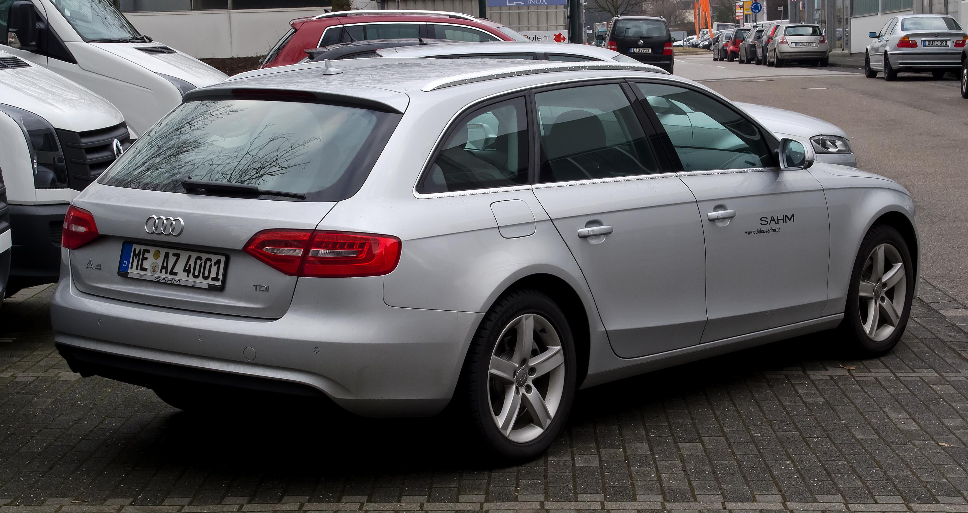 Audi a4 19 tdi 2005 model