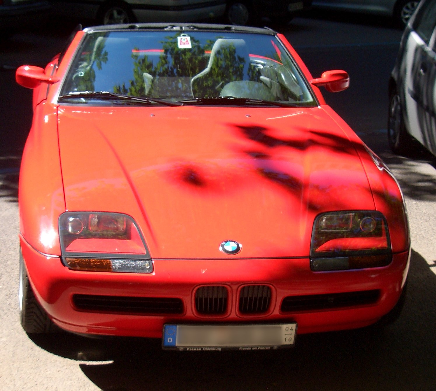 BMW_Z1_front Stunning Bmw Z1 Hardtop for Sale Cars Trend