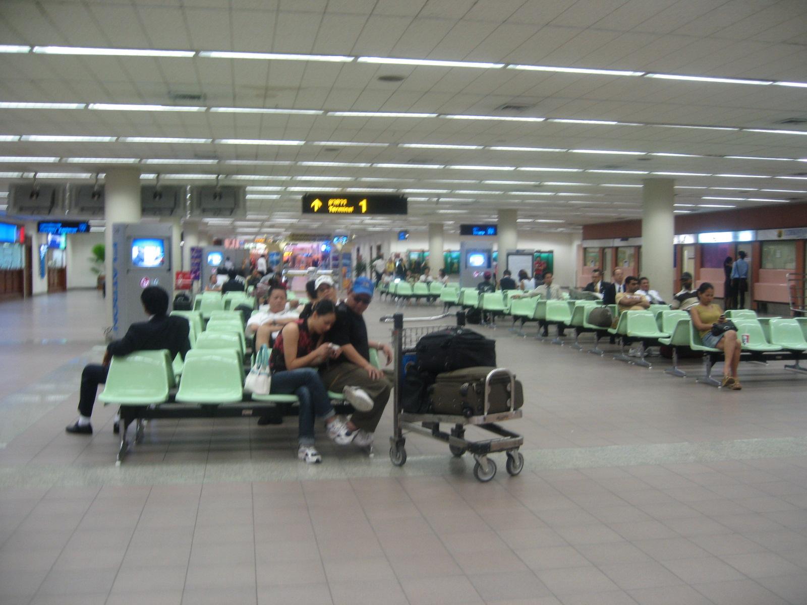 Bangkok Thailand Airport Bangkok International Airport