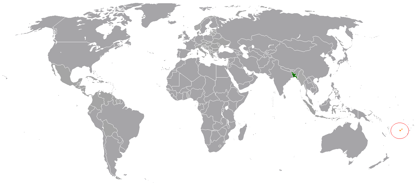 Bangladesh–Fiji relations - Wikipedia