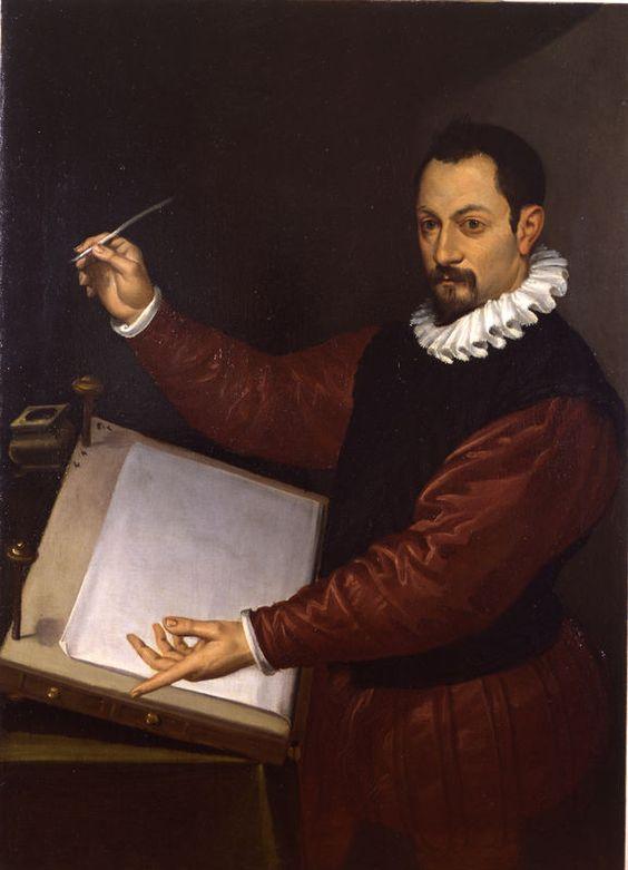File:Bartolomeo Passarotti - Portrait of a scribe.jpg