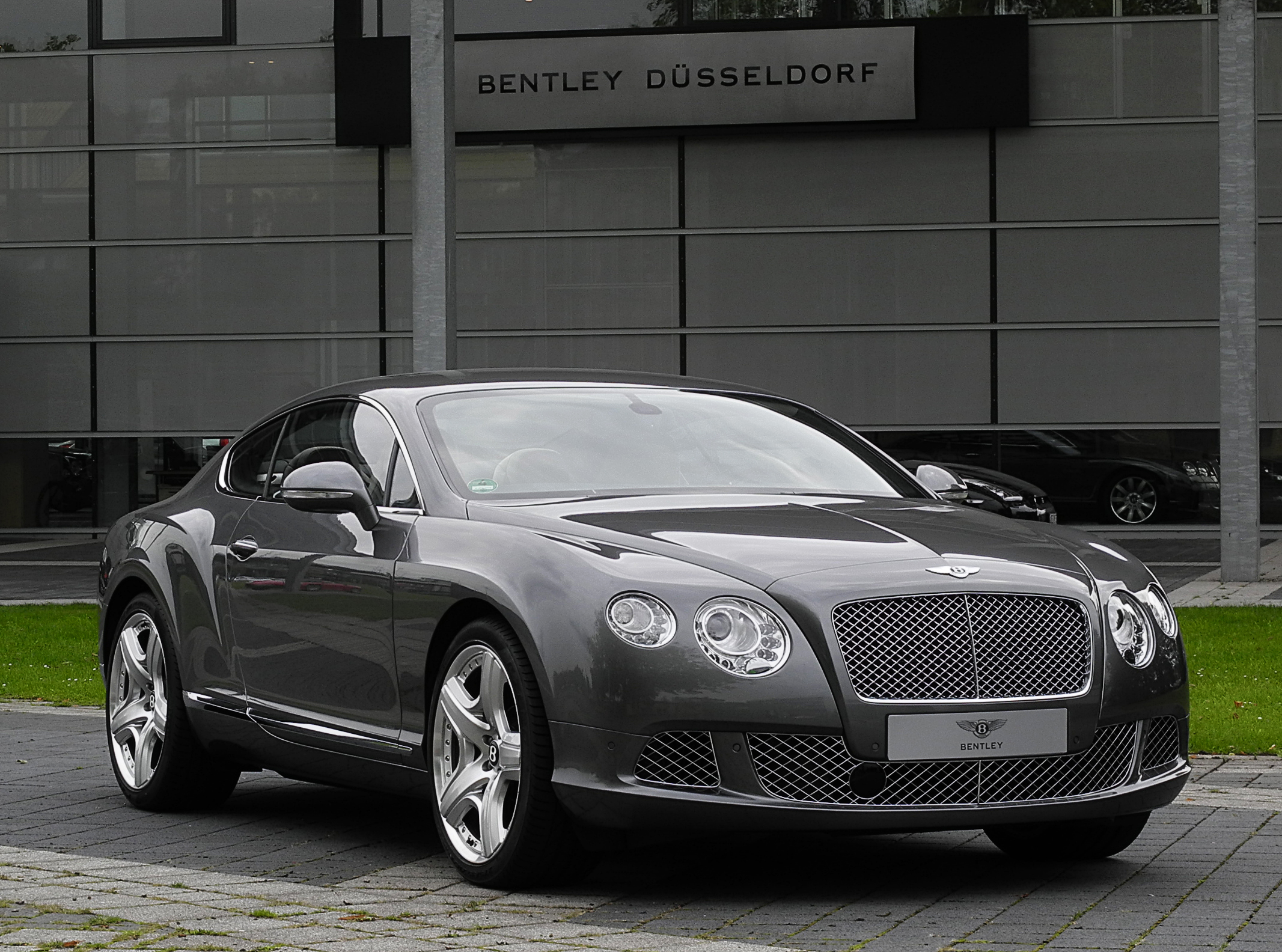 file bentley continental gt ii frontansicht 1 30. Black Bedroom Furniture Sets. Home Design Ideas