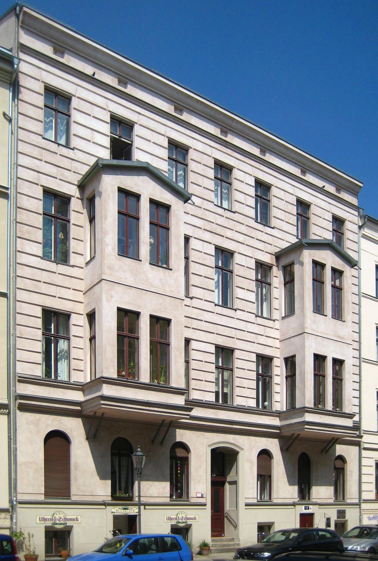 Fileberlin mitte krausnickstrasse 15 mietshaus jpg wikimedia