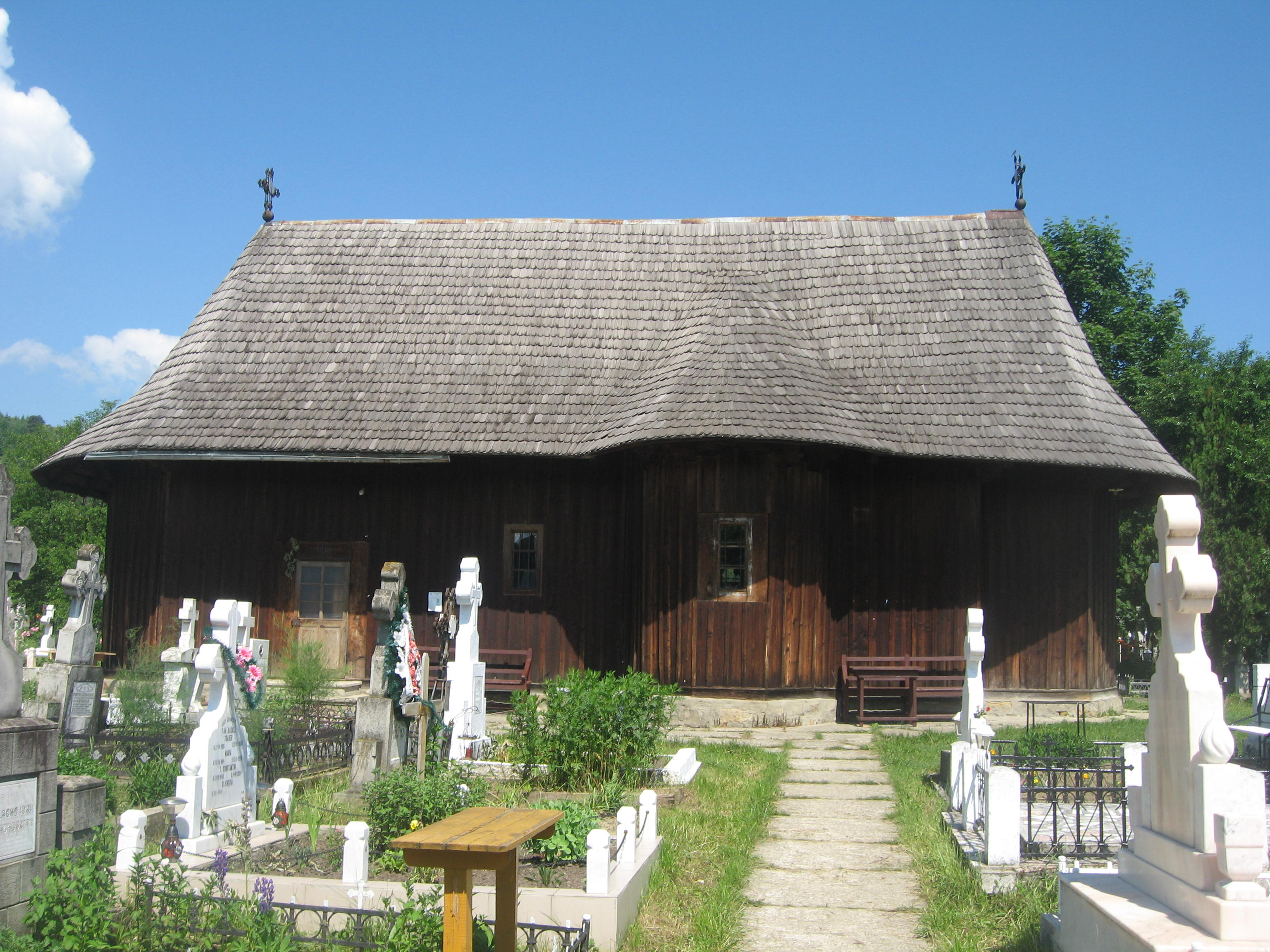 Biserica de lemn Sfântul Nicolae din Vama