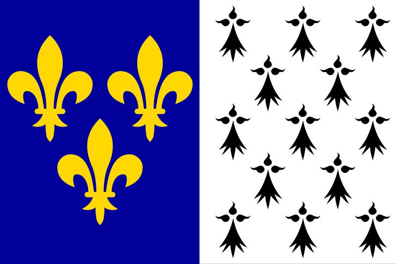 Brest flag