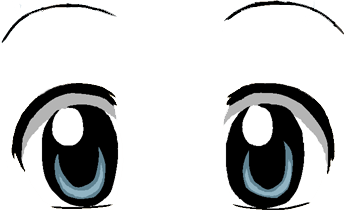 File Bright Anime Eyes Png Wikimedia Commons