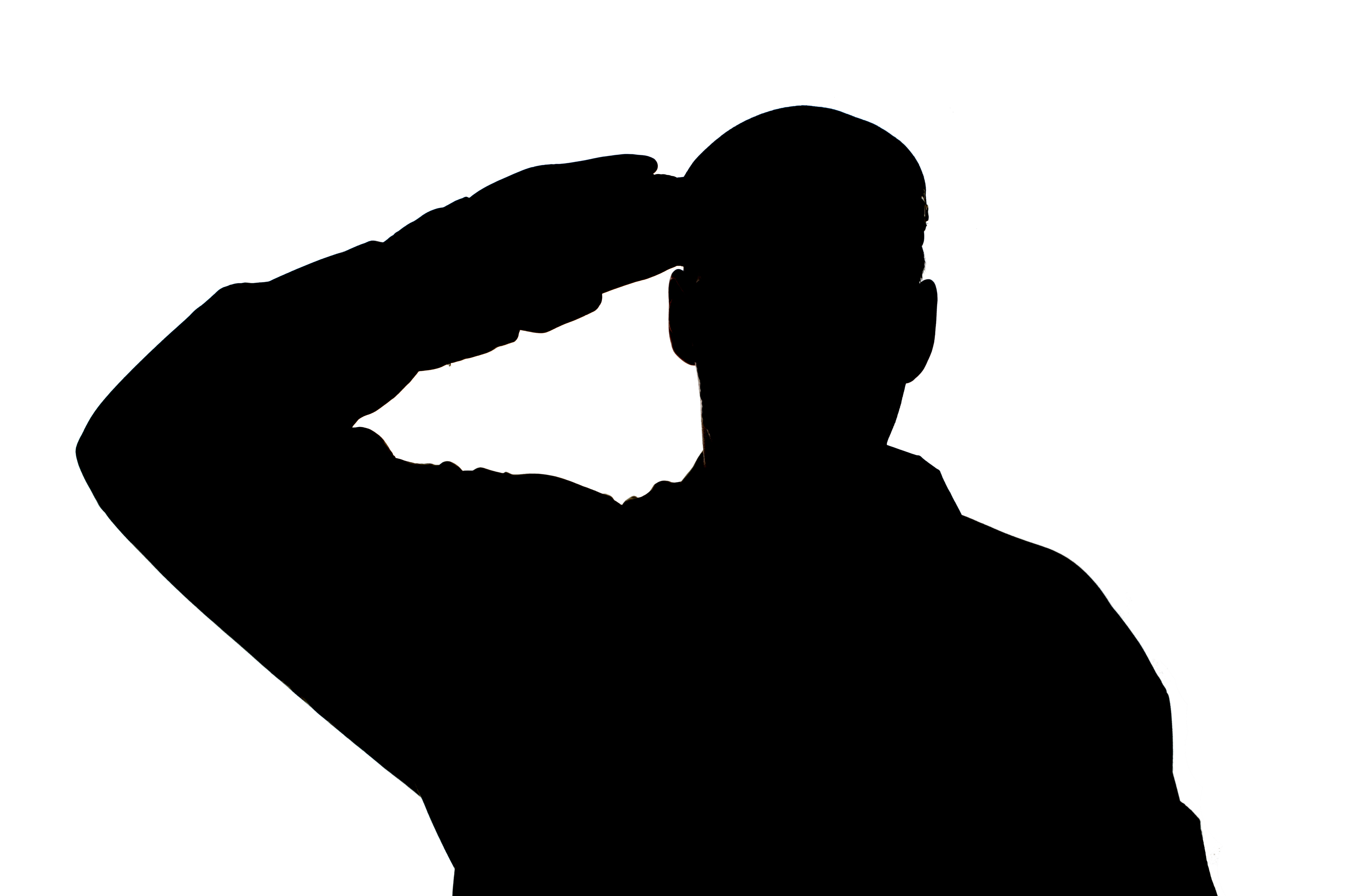 filebritish army soldier saluting mod 45154892jpg