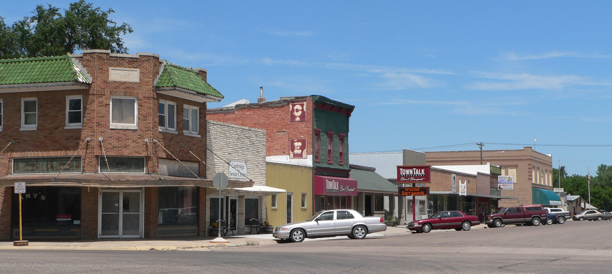 File Cambridge Nebraska Patterson St 2 Jpg Wikimedia