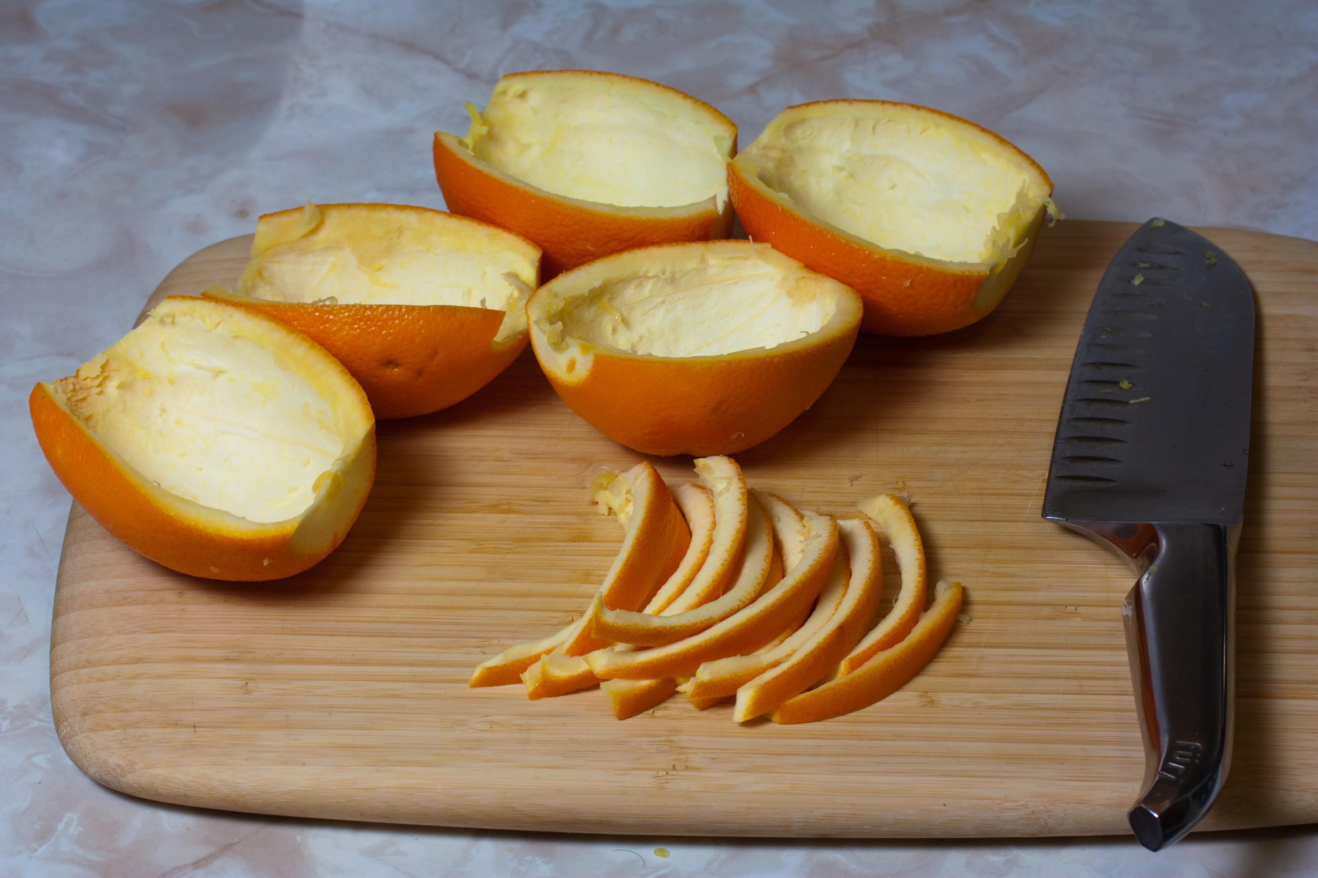 Candied Orange Peel Whole Foods