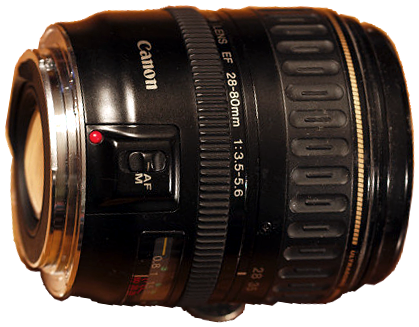 Canon Zoom Lens ef 35-80mm Canon ef 28–80mm Lens