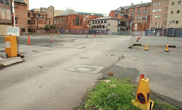 File:Car park, Belfast - geograph.org.uk - 1465618.jpg