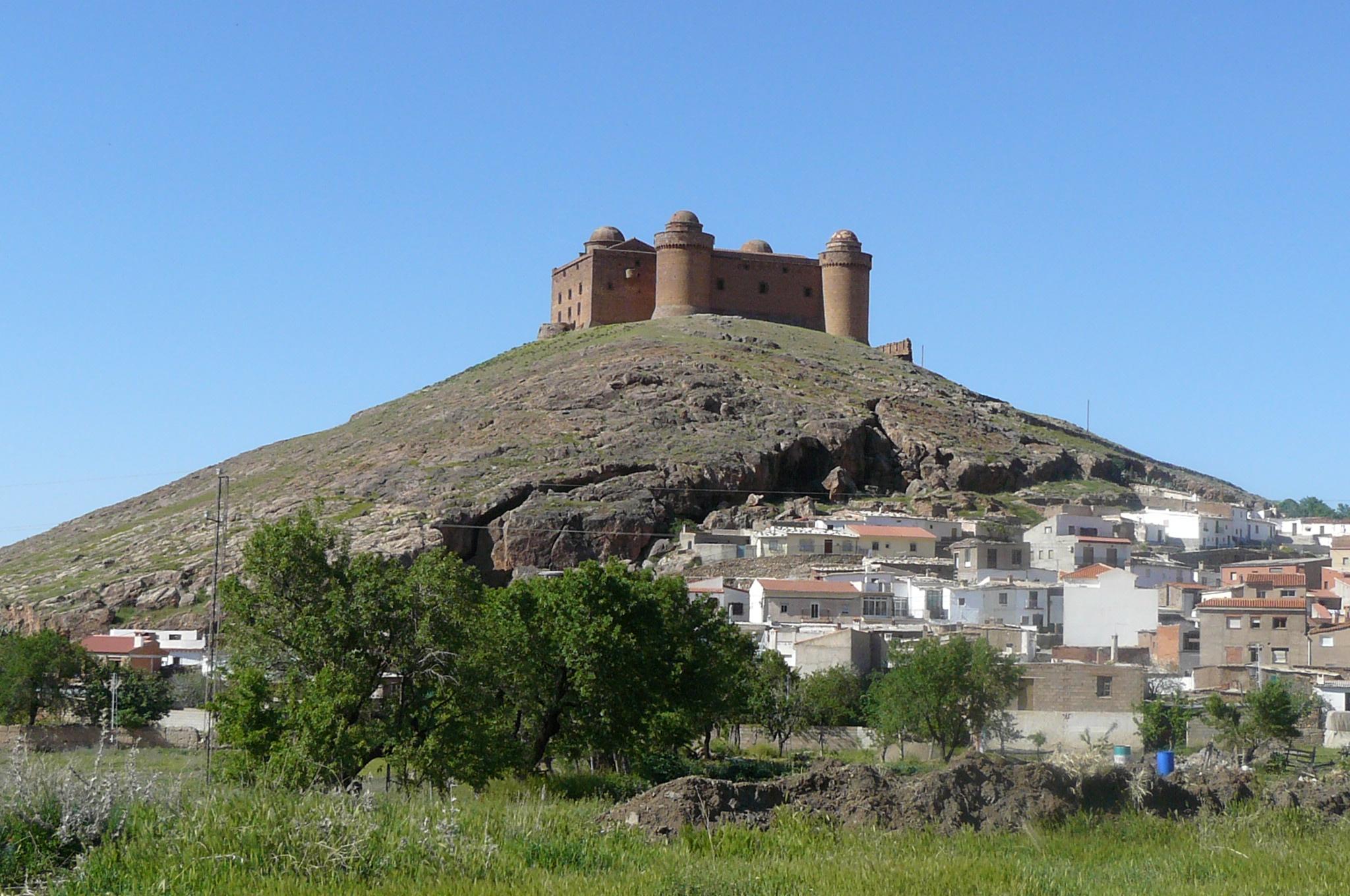 Castillo de la calahorra granada fotos 79