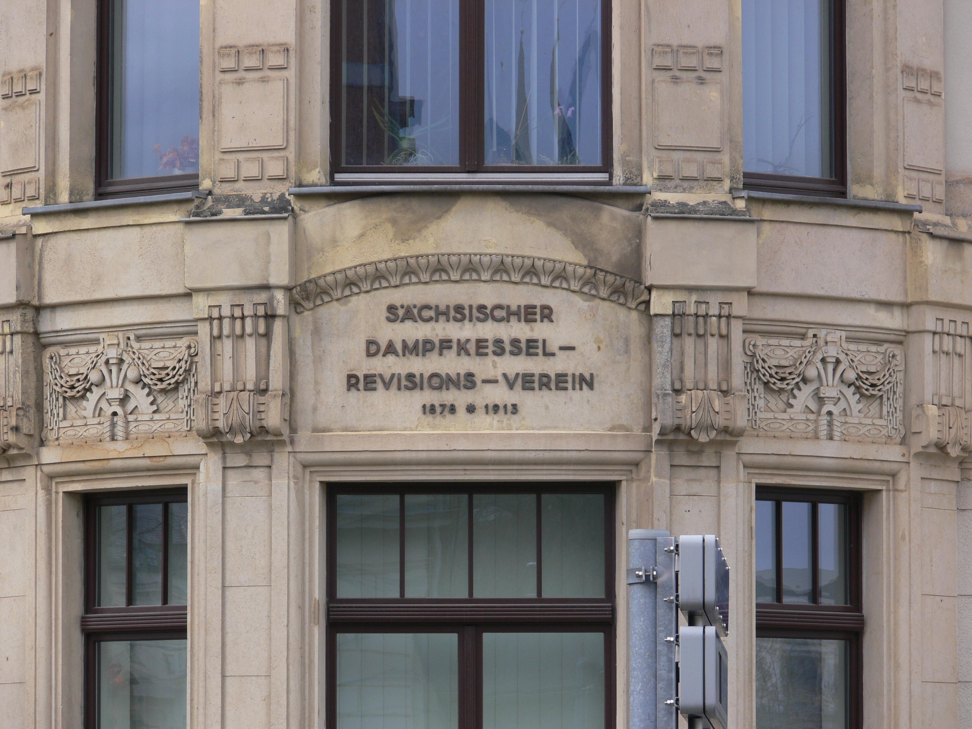 File:Chemnitz Dampfkessel-Revisions-Verein Bahnhofstraße20 2.jpg ...