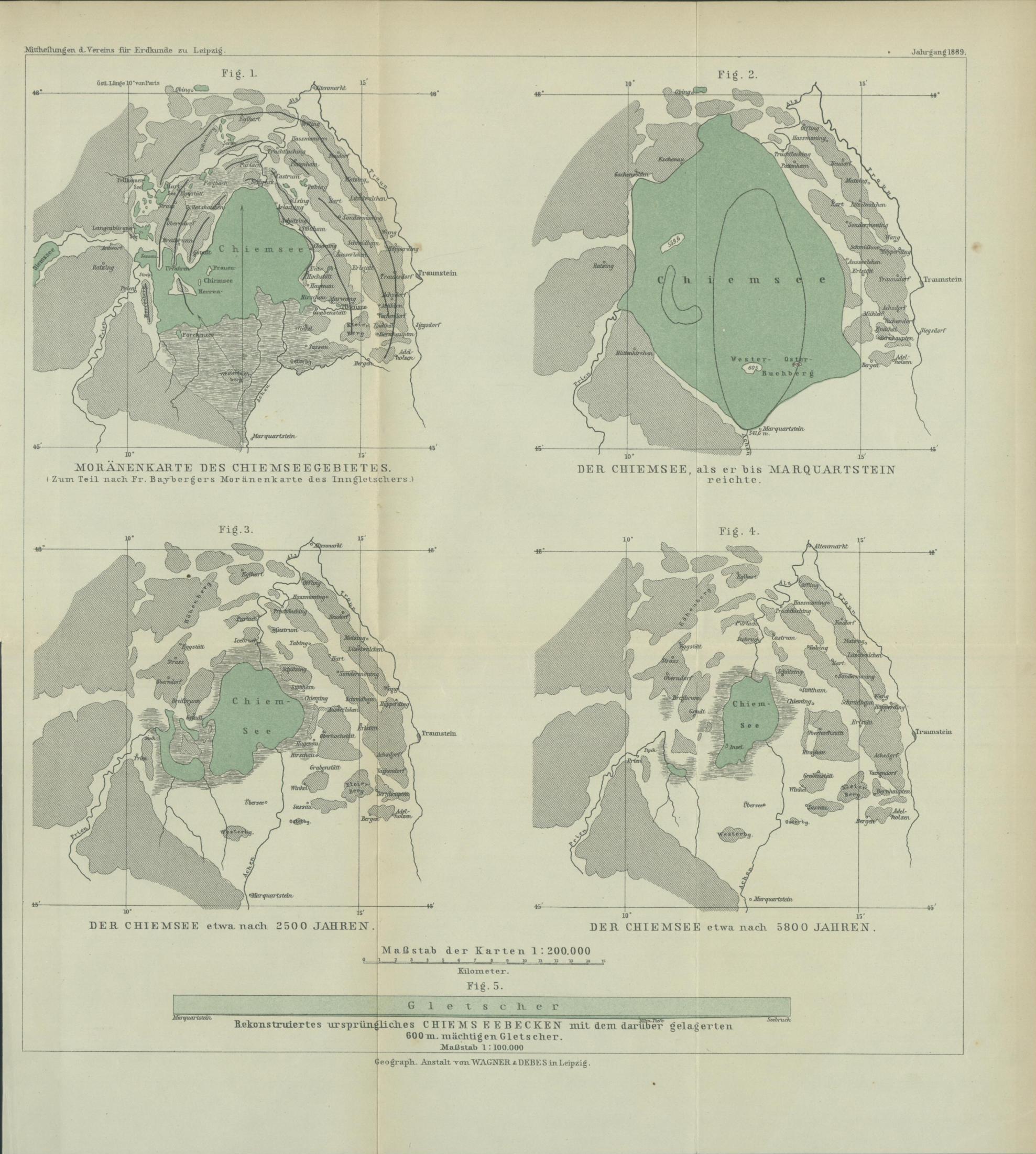 Chiemsee Karte.Datei Chiemsee Karte Moränen Vergangenheit Zukunft Jpg Wikipedia