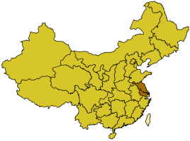 Lage in China