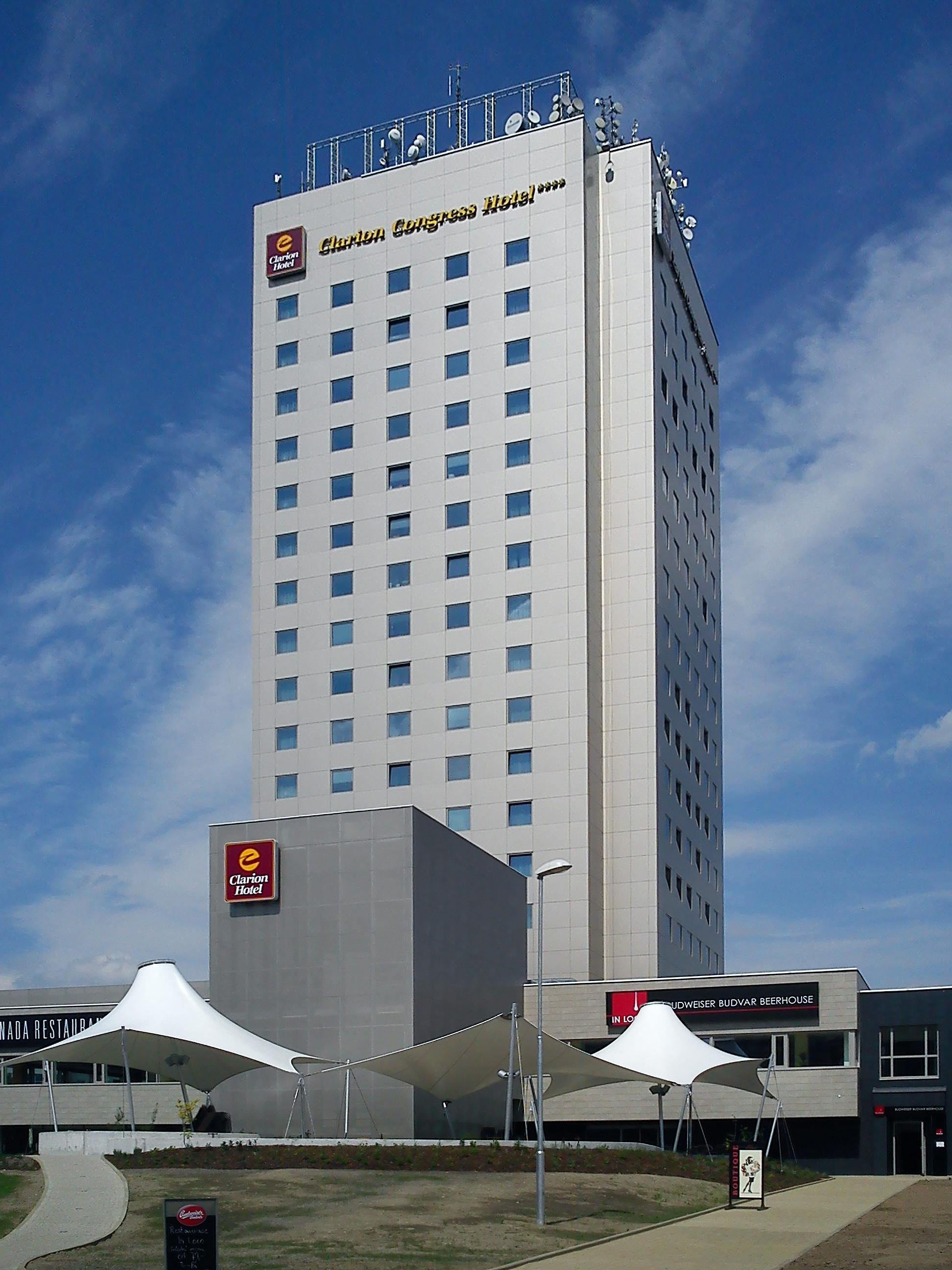 Clarion Congress Hotel Prag Bewertung
