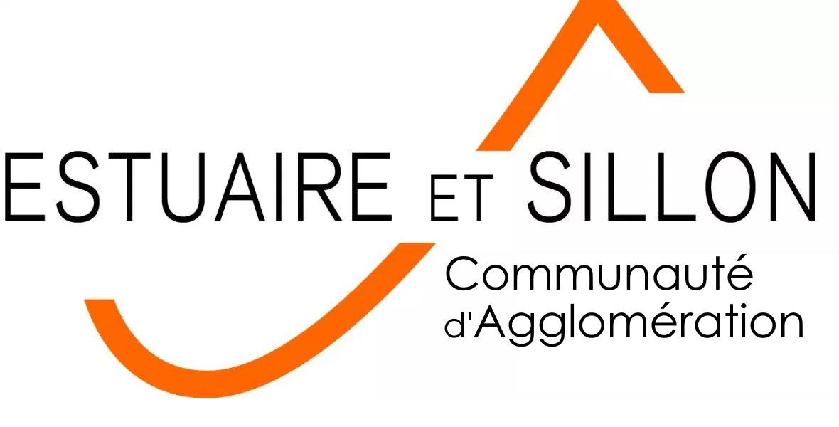 Blason de Communauté de communes Estuaire et Sillon