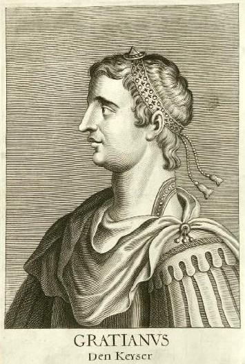 File:Cornelius Hazart - 1667 - Kerckelijke Historie - Western Roman emperor Gratian.jpg