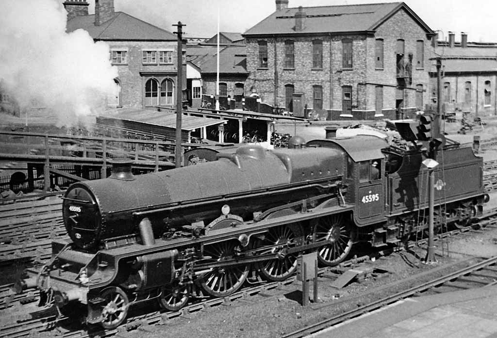 Opinions On Crewe Works