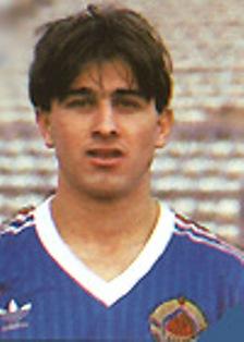 Džoni Novak Slovenian footballer