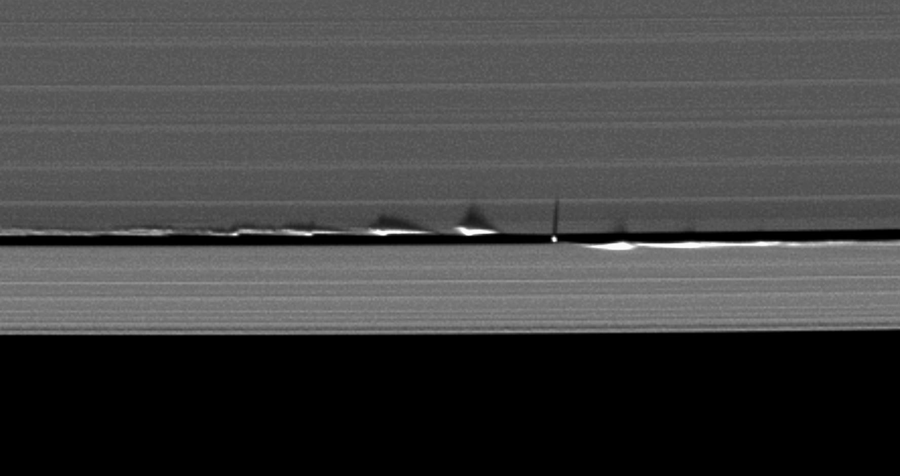 cassini saturn rings close up - photo #30