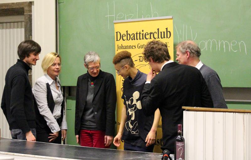 Image result for Deutsche Debattierclub