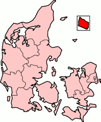 county of Denmark
