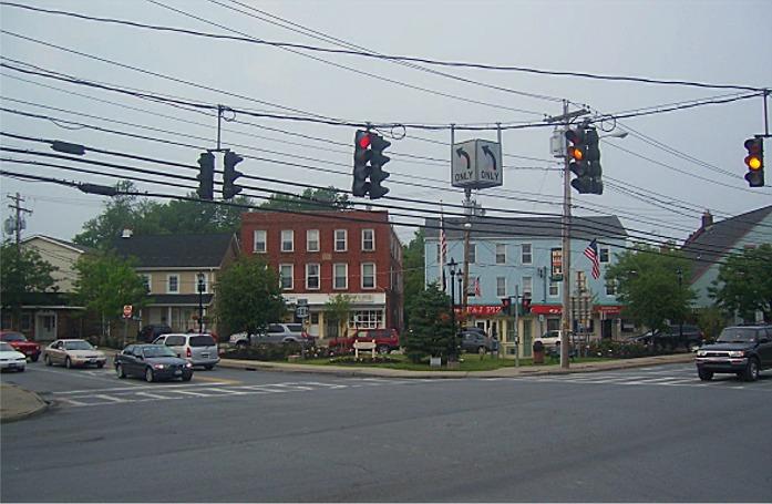 Washingtonville, New York - Wikipedia, the free encyclopediawashingtonville village