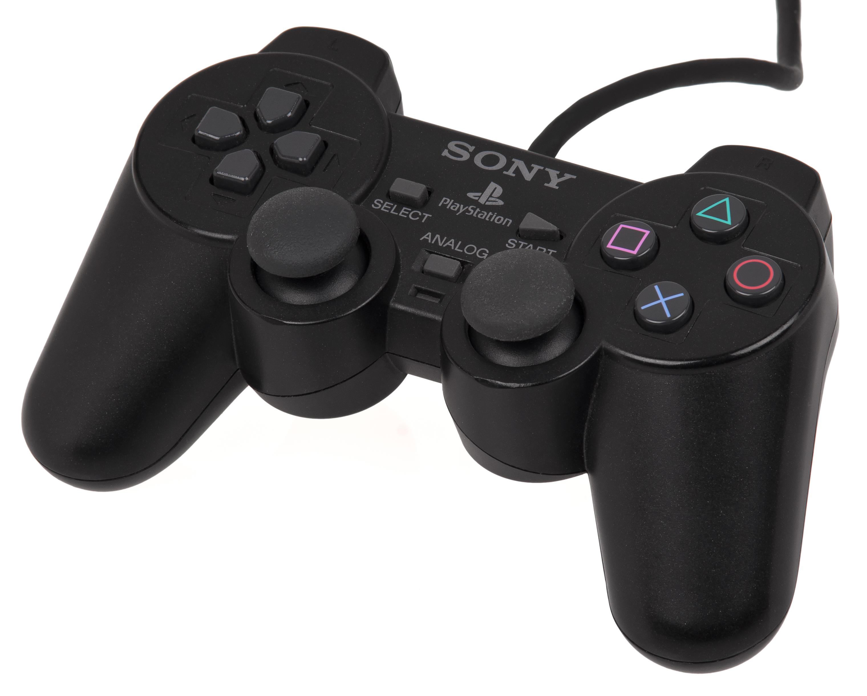 DualShock 2 Controller