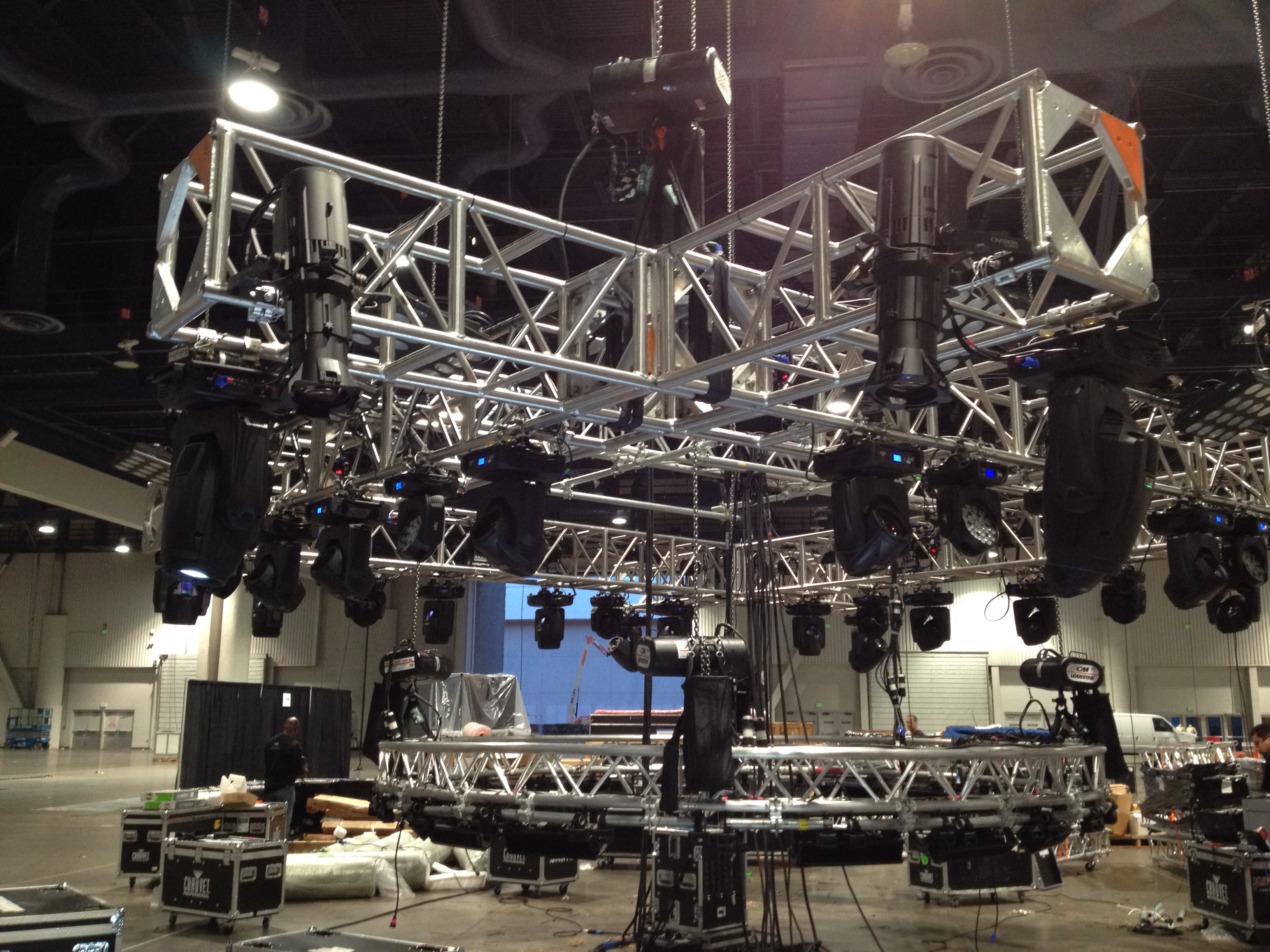 Lighting Equipment Rental In Long Beach
