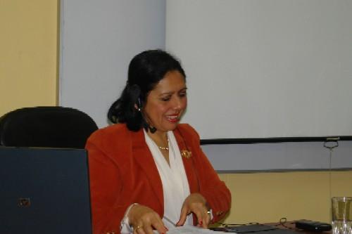 File El Ministerio De Relaciones Exteriores Se Hizo Presente En La Universidad De Chiclayo Con