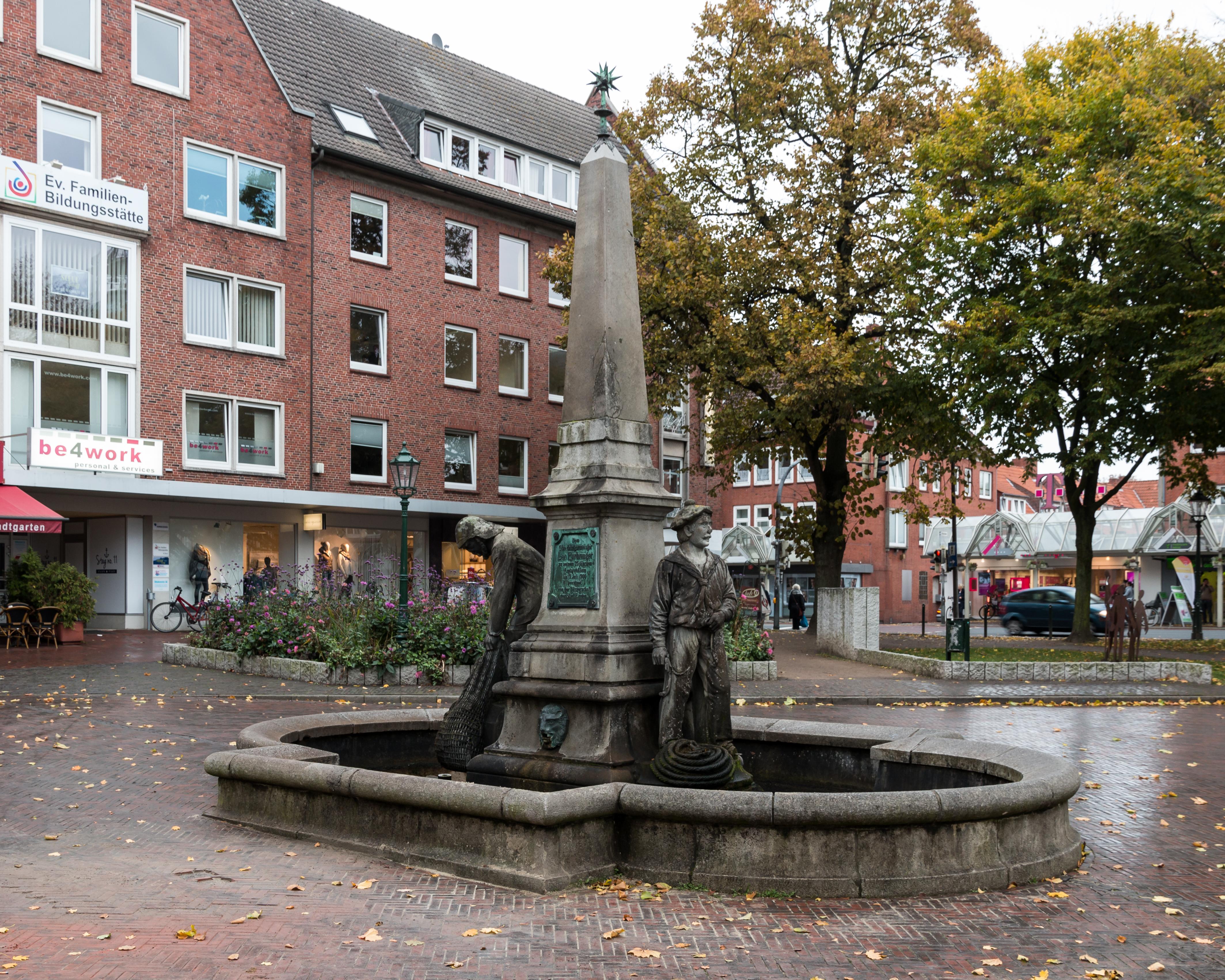 File:Emden, Fürbringer-Brunnen -- 2016 -- 5485.jpg ...