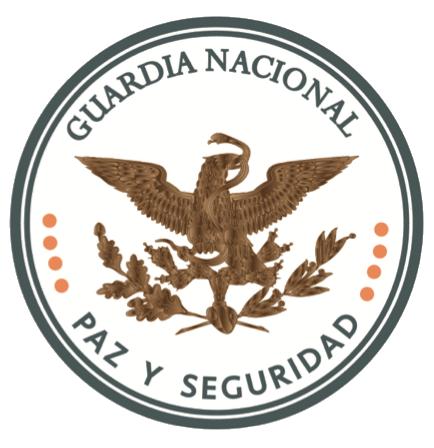 Archivo Escudo Oficial Guardia Nacional Mexico Png Wikipedia La Enciclopedia Libre