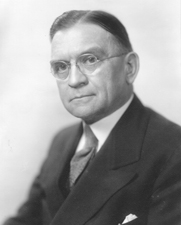 Frederick Van Nuys American politician