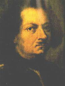 Depiction of Facino Cane