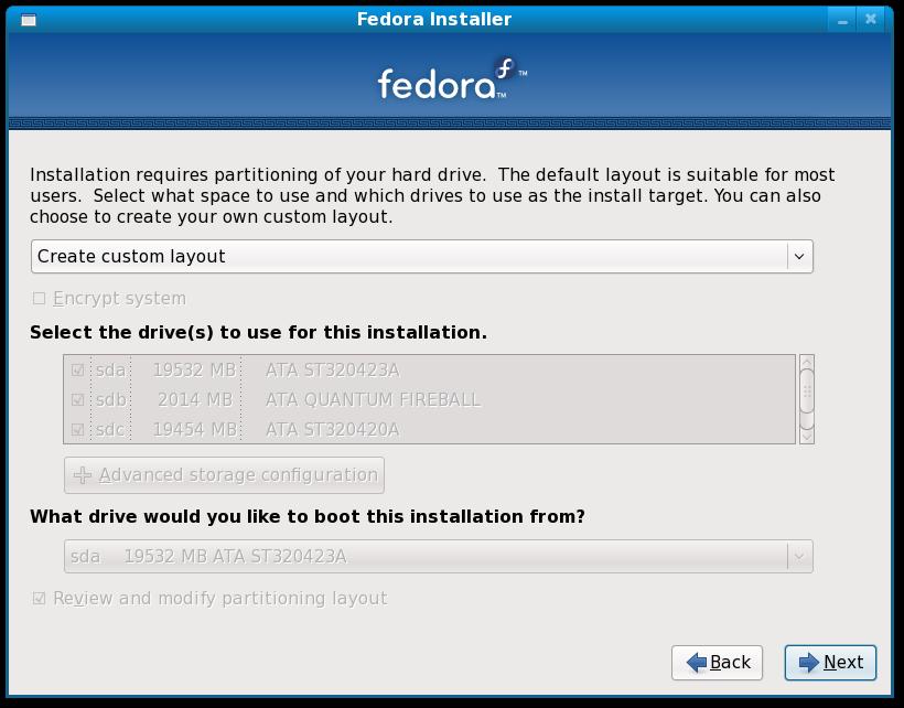 File Fedora 11 Installation On Raid 5 Array Screenshot06