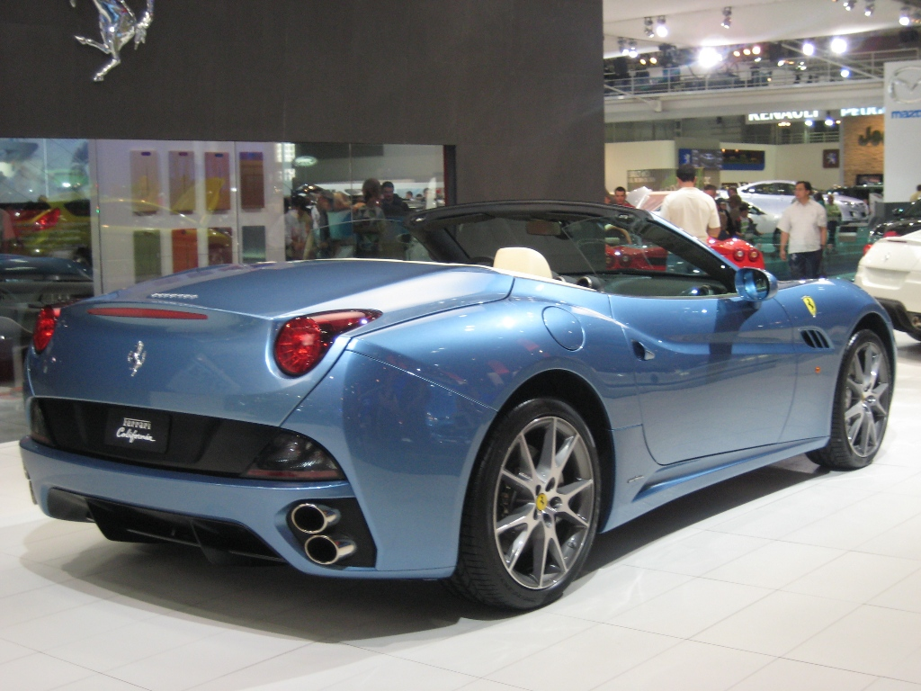 2016 Ferrari California Msrp