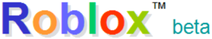 First Roblox Logo.png