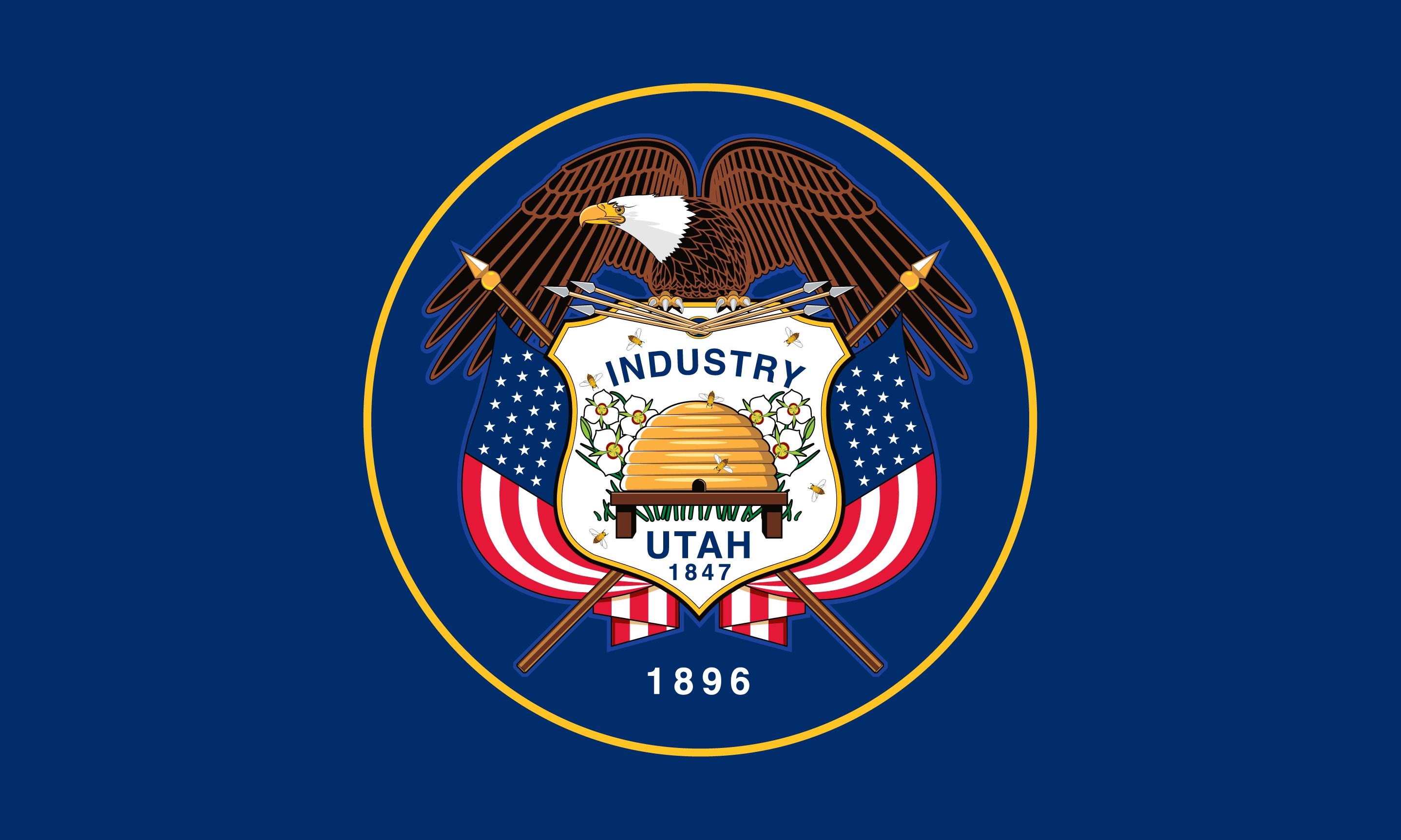 Depiction of Utah