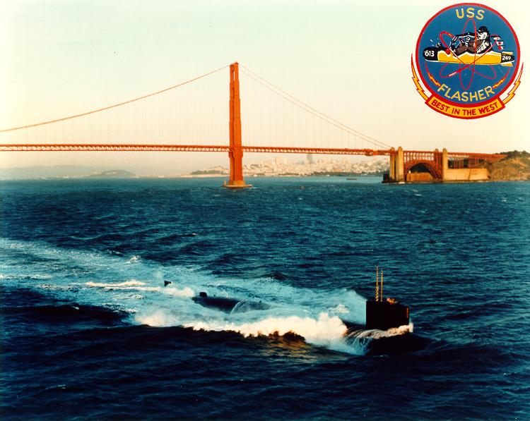 USS Flasher (SSN 613)